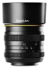 【送料無料】KAMLAN・カムラン レンズ FS 50mm F1.1 Fuji Xマウント【***特別価格***】