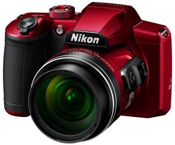 【送料無料】Nikon・ニコン B600RD 光学60倍ズーム1440mmデジカメ COOLPIX B600 レッド【***特別価格***】