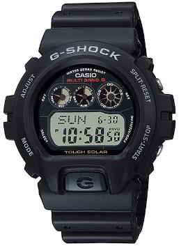 【送料無料】CASIO・カシオ 国内正規品 G-SHOCK 電波ソーラーGショック 腕時計 GW-6900-1JF【ラッピング無料】耐衝撃構造【***特別価格***】