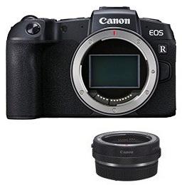 【送料無料】Canon・キヤノン フルサイズミラーレス一眼レフカメラ EOS RP マウントアダプターキット【***特別価格***】