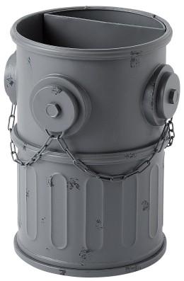 【送料無料】SETOCRAFT・セトクラフト SI-2847-GY-1700 アメリカの消化栓をモチーフにした傘立て アンブレラスタンド 消火栓 グレー【***特別価格***】