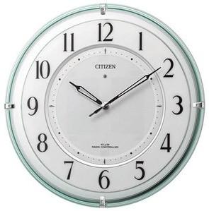 【送料無料】CITIZEN・シチズン ソーラー電波掛け時計 4MY851-005【ラッピング無料】