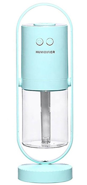 2 28までポイント2倍 送料無料 HIDISC HDJMK-Y23LB イルミネーションLED 加湿器 大好評です 人気上昇中 ライトブルー