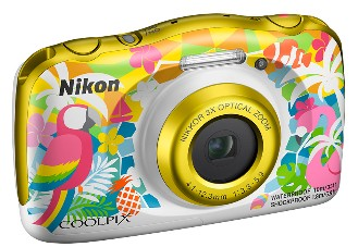 【送料無料】ニコン Nikon 防水 耐衝撃デジカメ クールピクス COOLPIX W150 RS リゾート【***特別価格***】