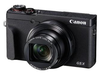 【送料無料】Canon・キヤノン 24-120mmF1.8-2.8を実現したズームデジカメ PowerShot G5 X Mark II【***特別価格***】