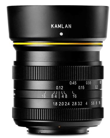 【送料無料】KAMLAN・カムラン レンズ 21mm F1.8 ソニーE【***特別価格***】
