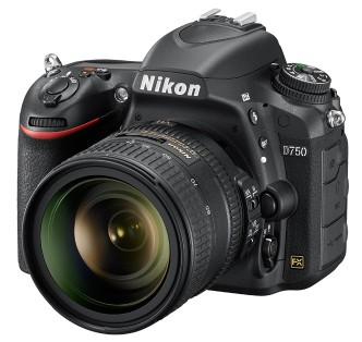 【送料無料】Nikon・ニコン デジタル一眼レフカメラ D750 24-120 VR レンズキット 【***特別価格***】