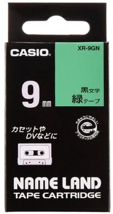 【ゆうパケットで送料無料】【代引き不可】CASIO・カシオネームランド用 スタンドテープ XR-9GN