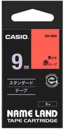 【ゆうパケットで送料無料】【代引き不可】CASIO・カシオネームランド用 スタンドテープ XR-9RD