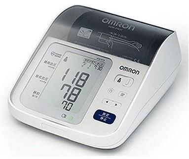 NEW ラッピング無料 送料無料 オムロン (人気激安) 上腕式血圧計 HEM-7313