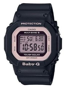 ラッピング無料 春の新作 送料無料 国内正規品 CASIO カシオ 電波ソーラー Baby-G 定番 BGD-5000-1BJF