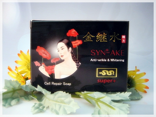 ★ Korea cosmetics Korea cosmetics ★ money handed down water ★ Oriental snake venom SOAP! Non-為代 argument of snake venom delivery! SYN-AKE