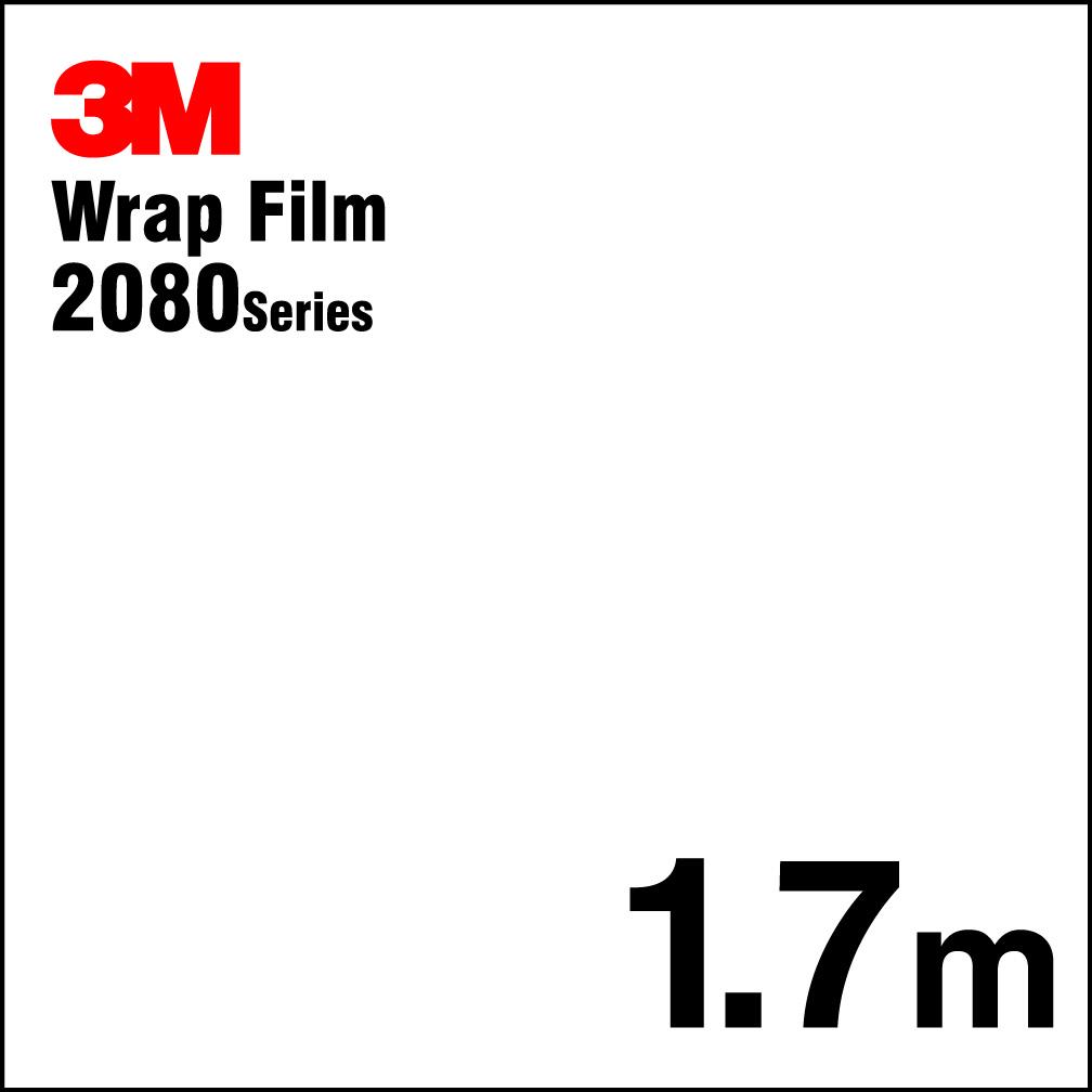 【送料無料! (代引は有料)】 3Mラップフィルム 2080 シリーズ2080-G10 グロスホワイト 152.4cm x 1.7m1080シリーズのグレードアップフィルム