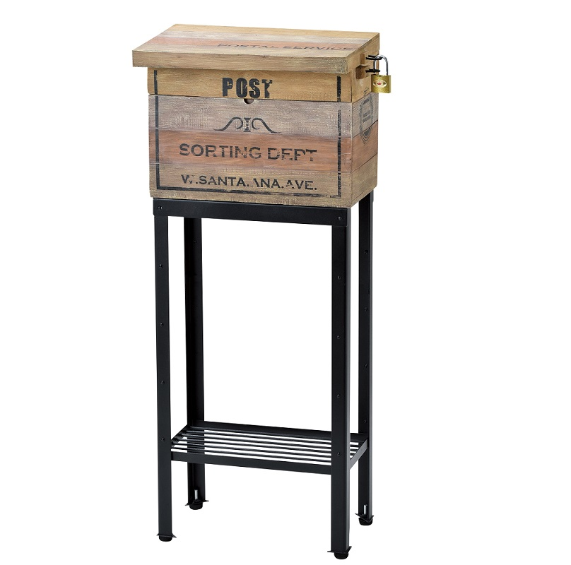 セトクラフト SR-0826-3000 スタンドポストVintage Box 【メーカー直送】【代引き/同梱不可】