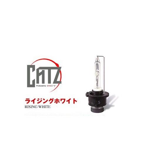 FET CATZキャズ RS2 純正交換HIDバルブ D2RSタイプ 4500K ライジングホワイト【お取り寄せ商品】【ヘッドライト、ヘッドランプ、HID、ディスチャージ】
