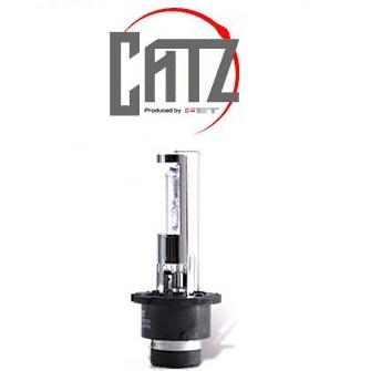 FET CATZキャズ RS10 純正交換HIDバルブ D4RSタイプ 6700K アズーリネオ【お取り寄せ商品】【ヘッドライト、ヘッドランプ、HID、ディスチャージ】