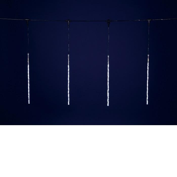 【送料無料(沖縄・離島を除く)】フローレックス KT-2330 ホワイトLEDスノードロップライト(50cm×10本) KT2330【メーカー直送品】【同梱/代引不可】【FLOREX・イルミネーション・店舗装飾】