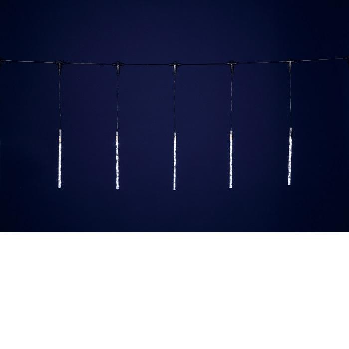 【送料無料(沖縄・離島を除く)】フローレックス KT-2327 ホワイトLEDスノードロップライト(30cm×10本) KT2327【メーカー直送品】【同梱/代引不可】【FLOREX・イルミネーション・店舗装飾】