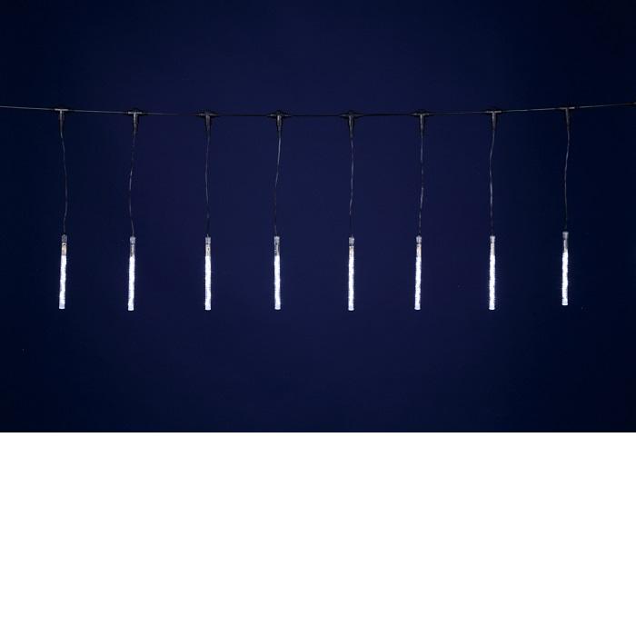 【送料無料(沖縄・離島を除く)】フローレックス KT-2324 ホワイトLEDスノードロップライト(20cm×10本) KT2324【メーカー直送品】【同梱/代引不可】【FLOREX・イルミネーション・店舗装飾】