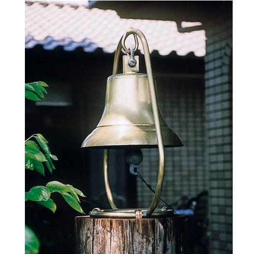 【送料無料(沖縄・離島を除く)】ジャービス商事 99025 アンティーク鐘 すえ置き型【ベル・BELL・ガーデニング・エクステリア】