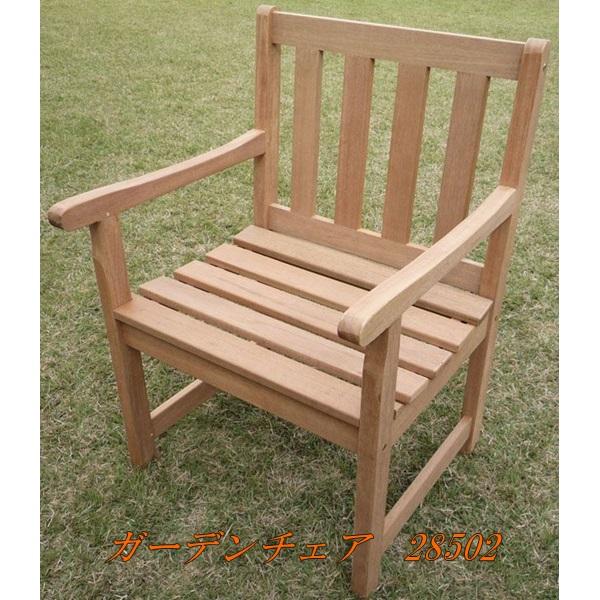 【送料無料(沖縄・離島を除く)】ジャービス 28502 ガーデンチェア【メーカー直送】【代引き/同梱包不可】【木製家具、ガーデンチェア、椅子】