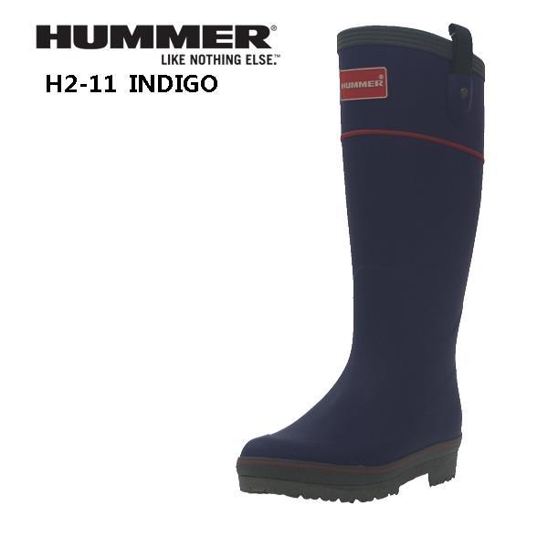 HUMMERブランドのおしゃれなレディースレインブーツです 雨の日の通勤 アウトドア 様々なシーンでご利用頂けます 軽くて柔らかく疲れを軽減 長靴 レディース ラバーブーツ 予約販売 ハマー HUMMER H2-11 $ 送料無料 高級品 お取り寄せ 沖縄 インディゴ 婦人用レインブーツ レディースブーツ 軽量で疲れにくいゴムを使用 おしゃれなレディースブーツです B0336AF 離島を除く