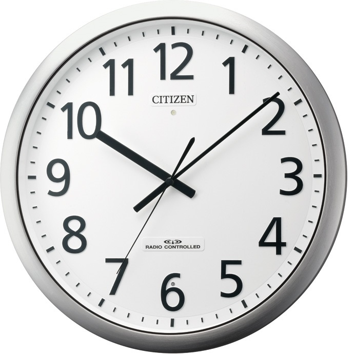 CITIZEN(シチズン) 8MY484-019 パルフィス484 電波掛時計【リズム時計・掛時計・クロック】【お取り寄せ商品】【代引不可】
