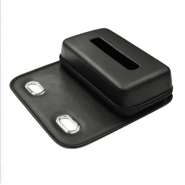 ヘッドレストに取付けができるティッシュケースです 星光産業 EH-179 売り出し お気に入 セミハードティッシュケース EH179 ティッシュボックス お取り寄せ商品 ティッシュケース カー用品