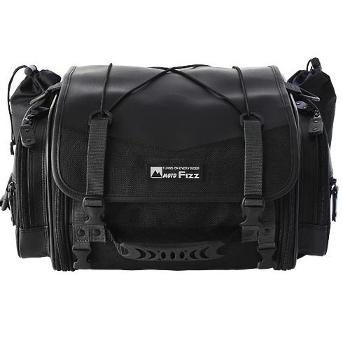 タナックス MFK-100 ミニフィールド シートバッグ ブラック【お取り寄せ商品】【TANAX/MOTO FIZZ/モトフィズ】