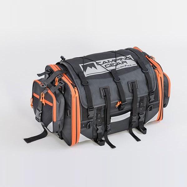 タナックス MFK-254 ミニフィールドシートバッグ アクティブオレンジ【お取り寄せ商品】【TANAX/MOTO FIZZ/モトフィズ】