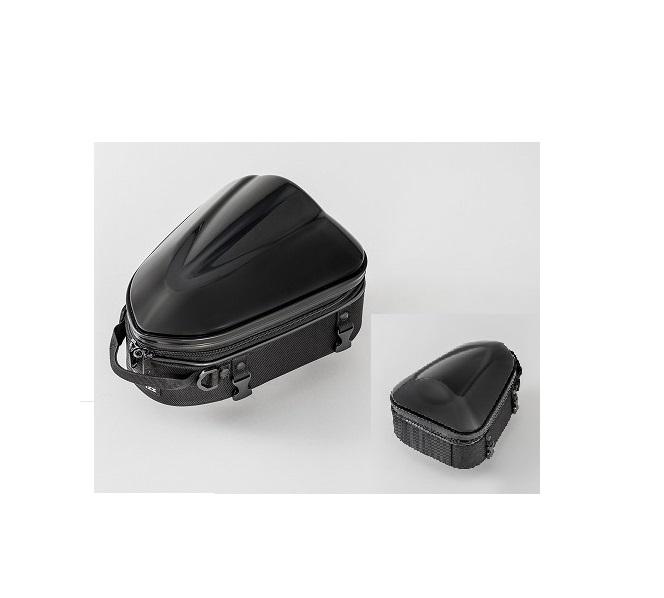 タナックス MFK-236 シェルシートバッグSS ブラックMFK236【お取り寄せ商品】【TANAX/MOTO FIZZ/モトフィズ】