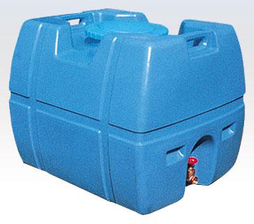 農業・園芸用ポリタンク セキスイ槽 LL-300 容量300L 防災時の貯水タンク,ローリータンク[送料無料][代引不可][北海道,沖縄,離島は送料別途見積り]