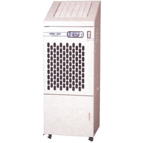 静岡製機気化式加湿機HSE551 製造工程の静電気抑制に最適!![送料無料][代引不可][北海道,沖縄,離島は送料別途見積り]