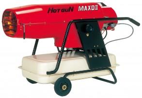 静岡製機 ホットガン 熱風オイルヒーター HGMAXD2 業務用大型ストーブ 熱出力42KW 内装,塗料作業の乾燥,屋内外の暖房![送料無料][代引不可][沖縄,離島は送料別途見積り]