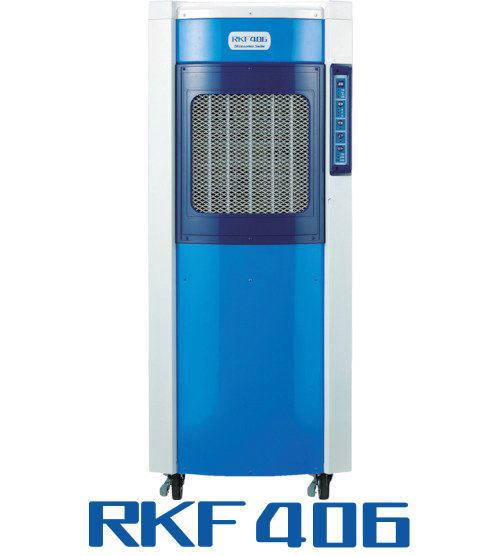 静岡製機 気化式冷風機 RKF406 2~4人用 単相100V [][代引不可] [車上渡し][時間指定不可][北海道,沖縄,離島は送料別途見積り]