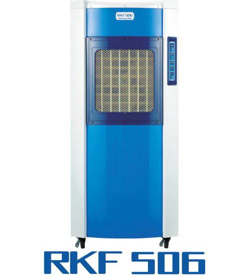 静岡製機 気化式冷風機 RKF506 4~6人用 単相100V [送料無料][代引不可] [車上渡し][時間指定不可][北海道,沖縄,離島は送料別途見積り]