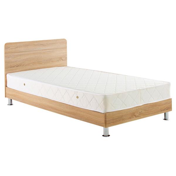 チェリー ベッド マットレス付きベッド 【幅100×奥行197×高さ81cm】 BH-532-S
