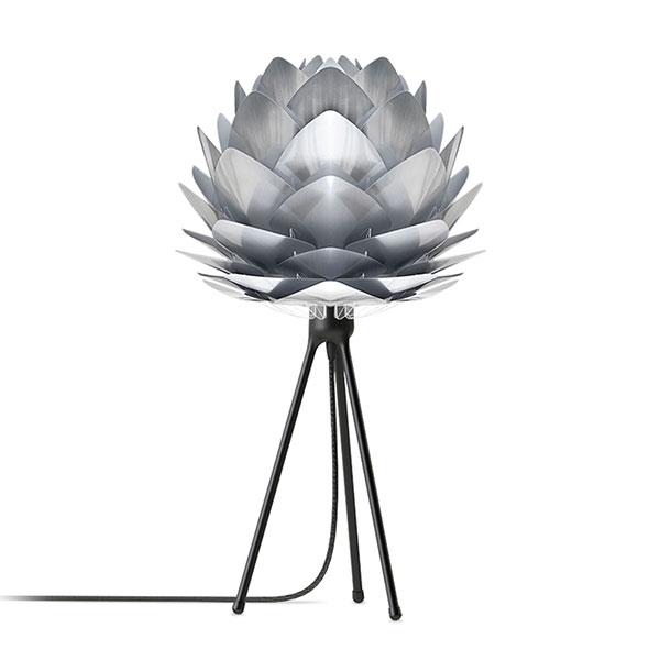 ELUX エルックス 02054ttbk VITA Silvia mini steel (Tripod Table/ブラック) 照明 照明器具 【電球別売】