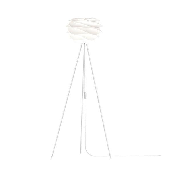 ELUX エルックス 02057tfwh VITA Carmina mini white (Tripod Floor/ホワイト) 照明 照明器具 【電球別売】