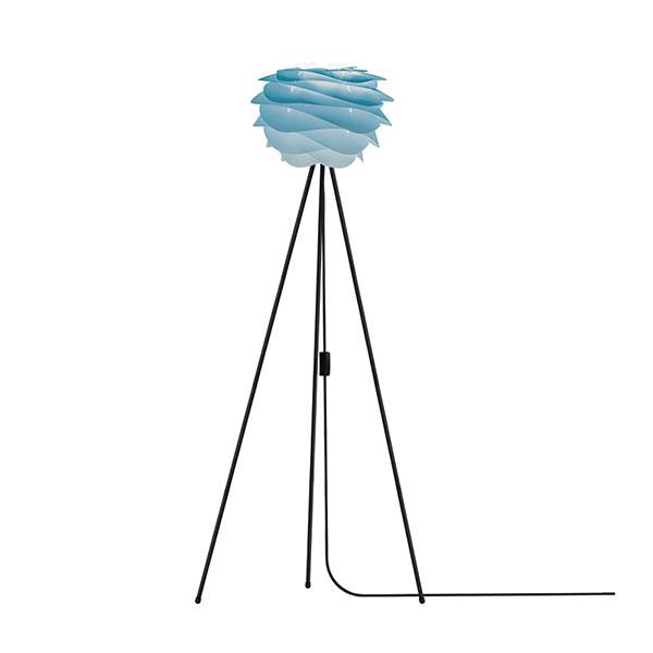 ELUX エルックス 02061tfbk VITA Carmina mini azure (Tripod Floor/ブラック) 照明 照明器具 【電球別売】