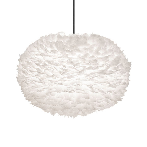 ELUX エルックス 03004bk3 VITA Eos XL white (3灯/ブラックコード) 照明 照明器具 【電球別売】 新生活