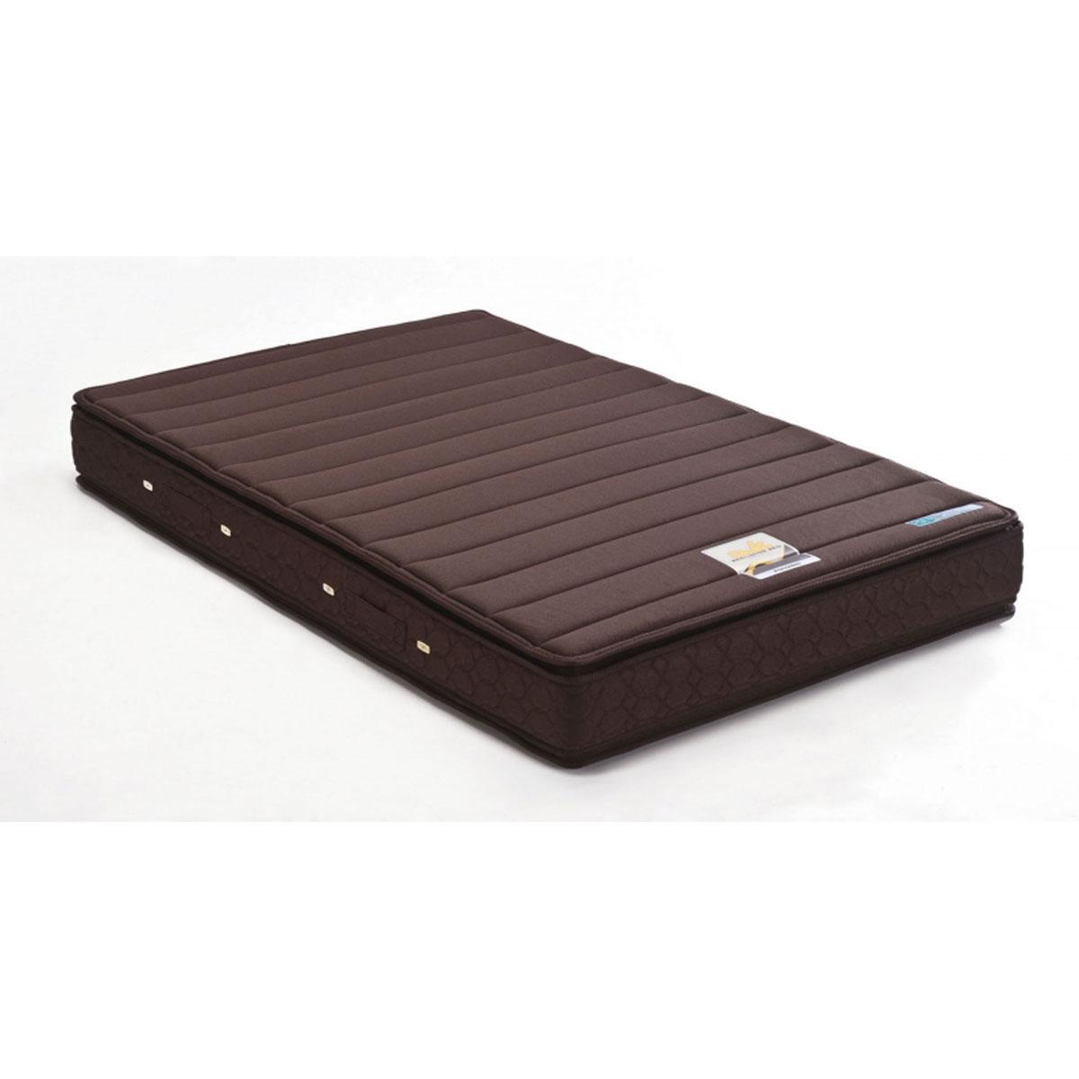 【本州四国は開梱設置】 フランスベッド 電動リクライニングベッド用マットレス ダークブラウン色 シングルサイズ RX-EX
