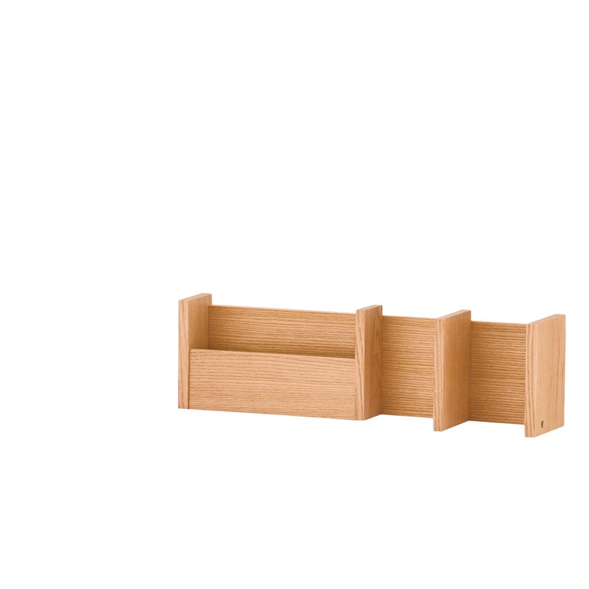 イトーキ スクリプト 上棚 幅70×奥行16×高さ18cm トラッドナチュラル SC-S07-0TN