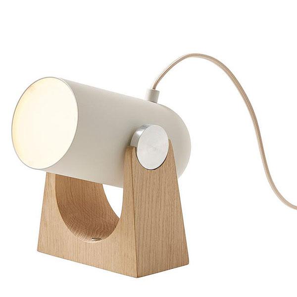レクリント テーブルランプ 【H16~22*D15*W20cm】 CARRONADE カロネード テーブルランプS ノルディック KT260SND ホワイト 北欧 照明 LE KLINT レ・クリント 新生活