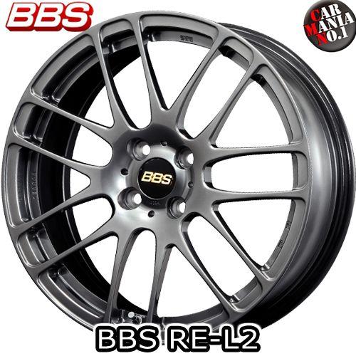 【2本セット】 BBS(ビービーエス) RE-L2 (RE5038) 16×6.5J +47 4/100 カラー:DB 16インチ 4穴 P.C.D100 ホイール新品2本 鍛造ホイール