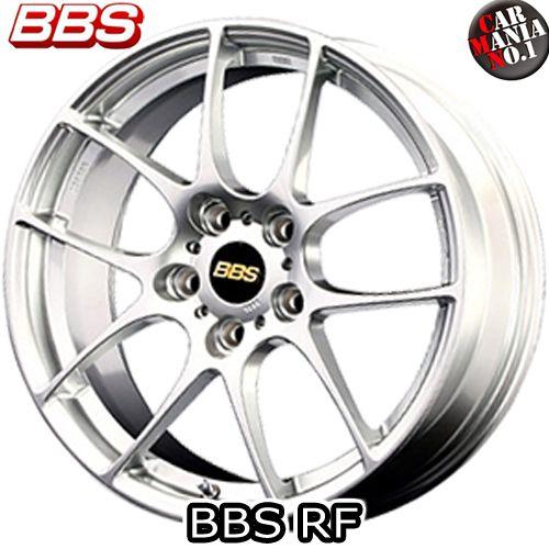 18×8.5J +38 5/114.3 BBS(ビービーエス) RF (RF518) カラー:DS 18インチ 5穴 P.C.D114.3 ホイール新品1本 鍛造1ピース