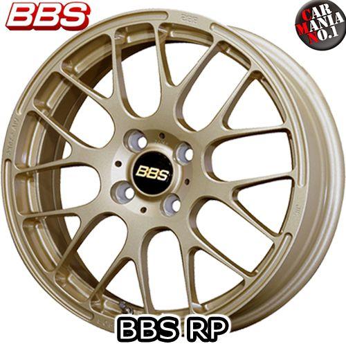 (4本セット) 16×5.5J +45 4/100 BBS(ビービーエス) RP (RP003) カラー:GL 16インチ 4穴 P.C.D100 ホイール新品4本 鍛造1ピース