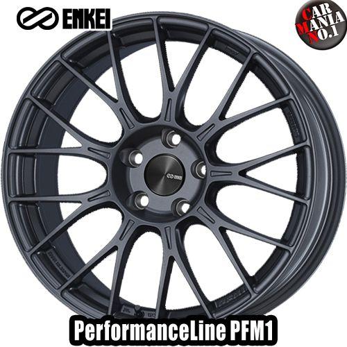 【2本セット】 ENKEI(エンケイ) パフォーマンスライン PFM1 16×6.5J +38 4/100 カラー:MDG 16インチ 4穴 P.C.D100 ホイール新品2本 PerformanceLine PFM1