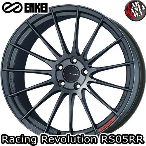 20×11.0J +40 5/120 ENKEI(エンケイ) レーシングレボリューション RS05RR カラー:MDG 20インチ 5穴 P.C.D120 ボア径:φ67 ホイール新品1本 Racingr Rvolution