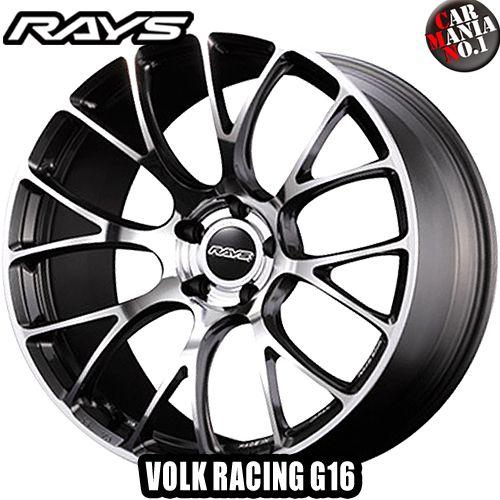 20×9.0J +35 5/114.3 RAYS(レイズ) ボルクレーシング G16 カラー:RM 20インチ 5穴 P.C.D114.3 ホイール新品1本 VOLK RACING 鍛造1ピース